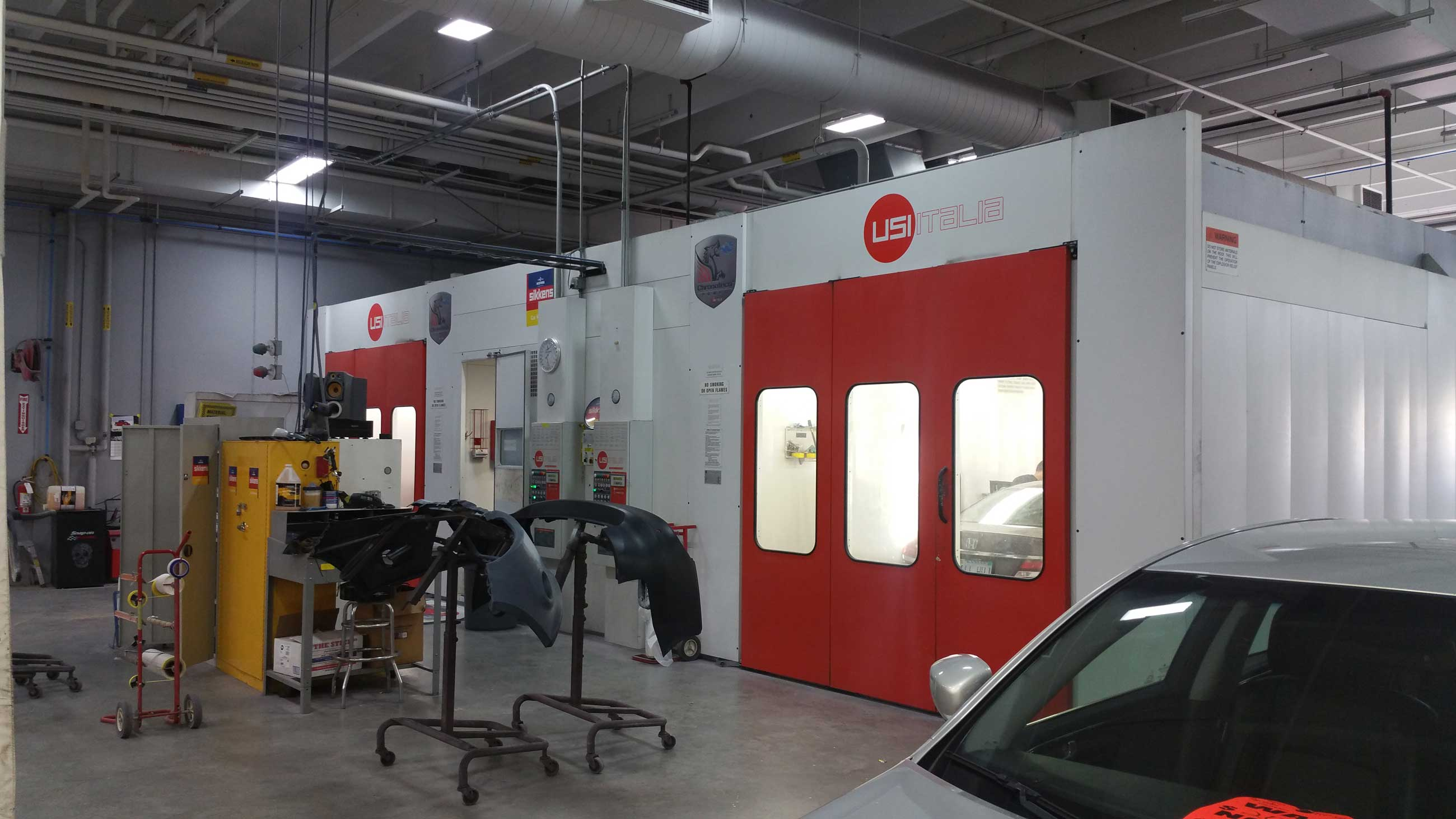 auto body repair compliance information centre